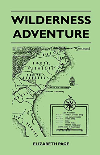 Wilderness Adventure: Elizabeth Page