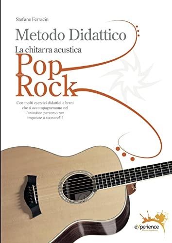 9781446657669: La Chitarra Acustica Pop Rock (Italian Edition)