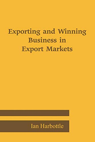 9781446730348: Exporting And Winning Business In Export Markets