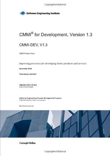 9781446757147: CMMI for Development v1.3