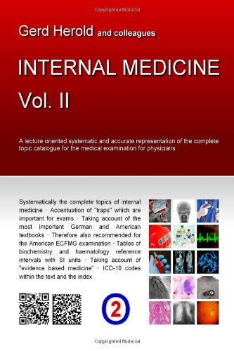 9781446763681: Herold's Internal Medicine - Vol. 2