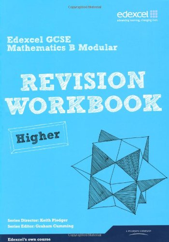 9781446900130: Revise Edexcel GCSE Mathematics Spec B Higher Revision Workbook (REVISE Edexcel Maths)