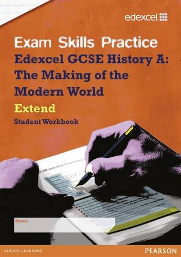 9781446900550: Edexcel GCSE Modern World History Exam Skills Practice Workbook - Extend