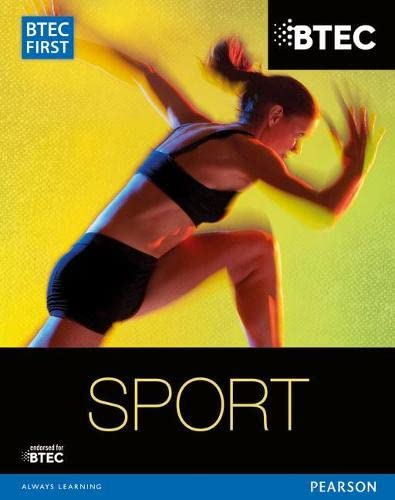 BTEC First in Sport Student Book (BTEC: Adams, Mark and