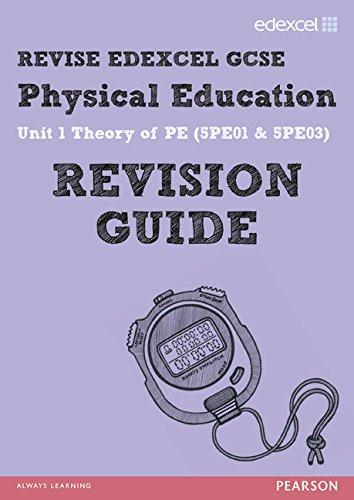 9781446903711: REVISE Edexcel: GCSE Physical Education Revision Guide - Print and Digital Pack (REVISE Edexcel GCSE PE 09)