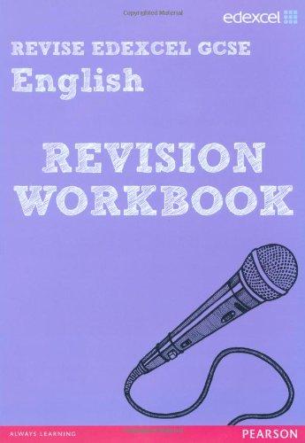 9781446904428: Revise Edexcel: Edexcel GCSE English Revision Workbook (REVISE Edexcel GCSE English 10)