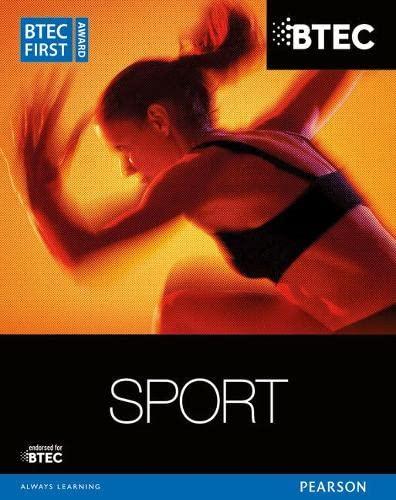 9781446905555: BTEC First Award Sport (BTEC First Sport)