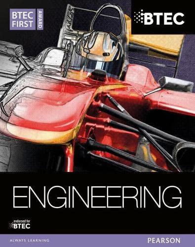 9781446905630: BTEC First Award Engineering Student Book (BTEC First Sport)