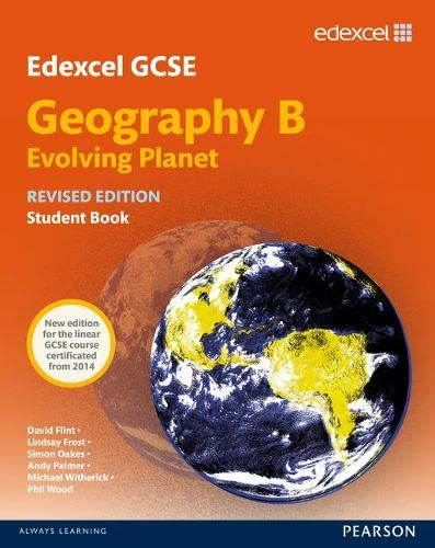 9781446905814: Edexcel GCSE Geography Specification B Student Book new 2012 edition