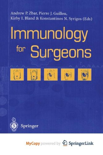 9781447102021: Immunology for Surgeons