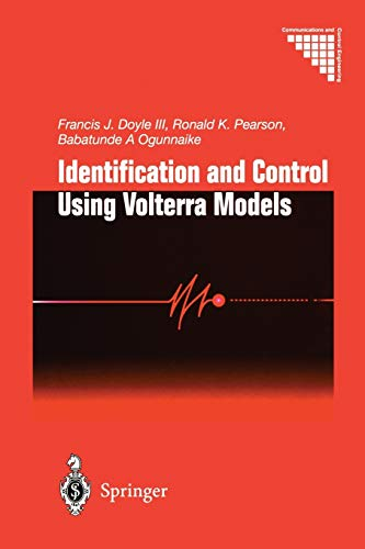 9781447110637: Identification and Control Using Volterra Models (Communications and Control Engineering)
