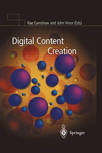 9781447110798: Digital Content Creation
