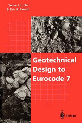 9781447112068: Geotechnical Design to Eurocode 7