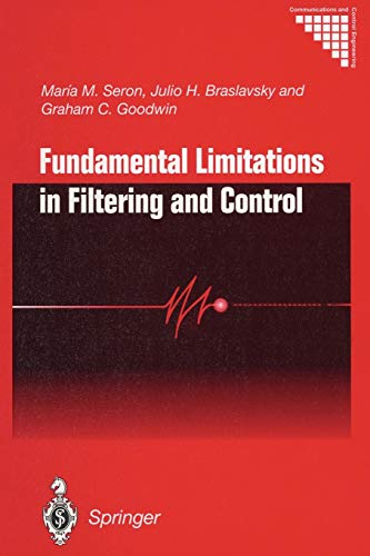 9781447112440: Fundamental Limitations in Filtering and Control (Communications and Control Engineering)