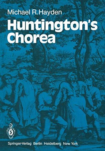 9781447113102: Huntington's Chorea