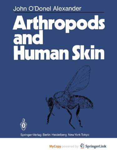 9781447113577: Arthropods and Human Skin