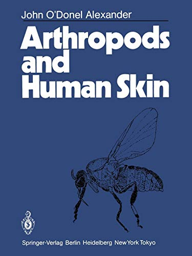 9781447113584: Arthropods and Human Skin