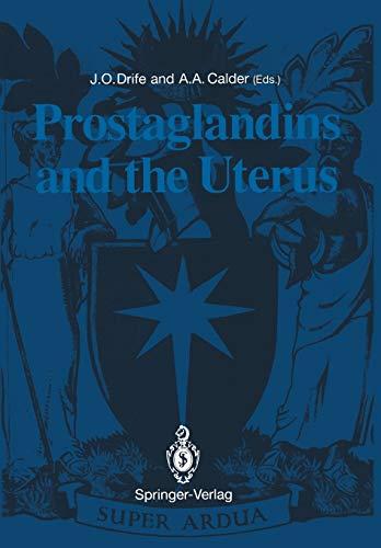 9781447119333: Prostaglandins and the Uterus