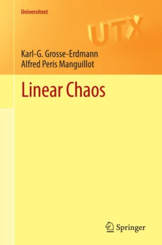 Linear Chaos: Alfred Peris Manguillot