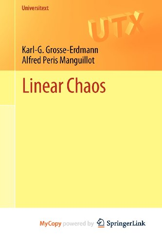 9781447121718: Linear Chaos