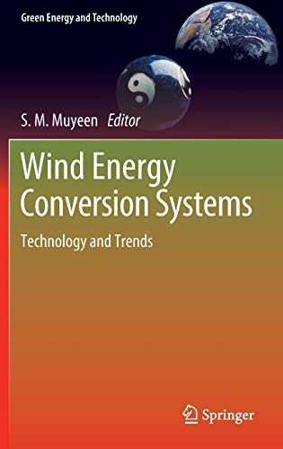 9781447122005: Wind Energy Conversion Systems: Technology and Trends (Green Energy and Technology)