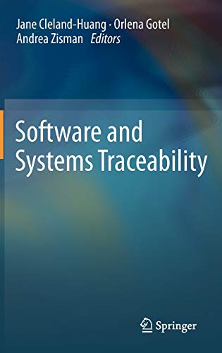 9781447122388: Software and Systems Traceability