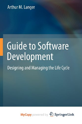 9781447123019: Guide to Software Development