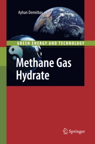 9781447125419: Methane Gas Hydrate (Green Energy and Technology)