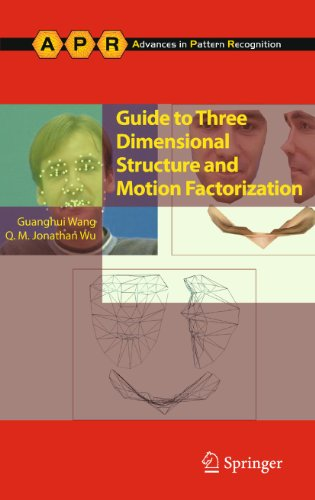 9781447125877: Guide to Three Dimensional Structure and Motion Factorization (Advances in Computer Vision and Pattern Recognition)