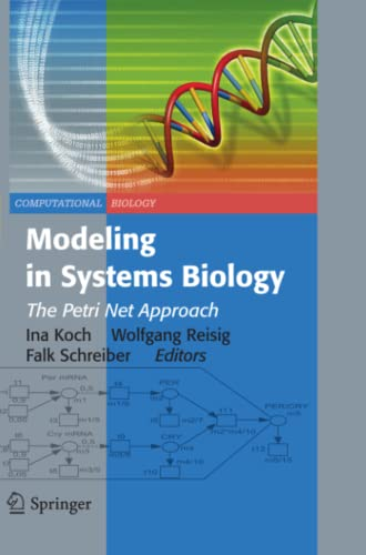 9781447125983: Modeling in Systems Biology: The Petri Net Approach (Computational Biology)