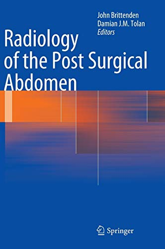 9781447127741: Radiology of the Post Surgical Abdomen