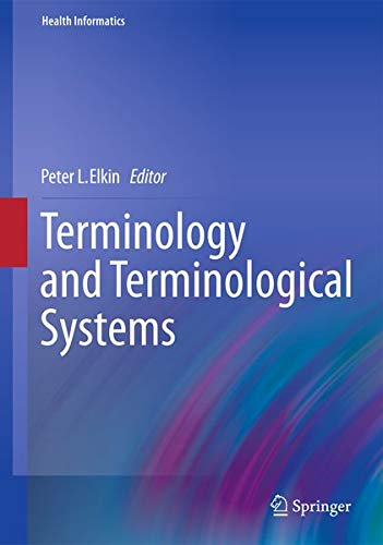 9781447128168: Terminology and Terminological Systems