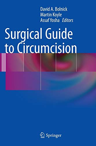 9781447128571: Surgical Guide to Circumcision