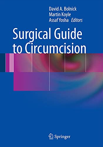 9781447128588: Surgical Guide to Circumcision
