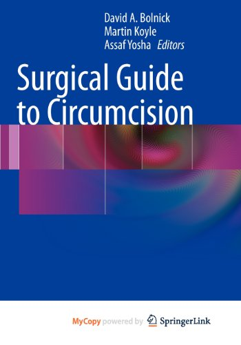 9781447128595: Surgical Guide to Circumcision