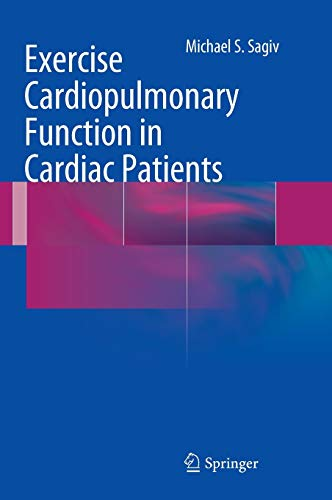 9781447128878: Exercise Cardiopulmonary Function in Cardiac Patients