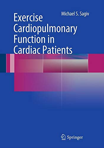 9781447128885: Exercise Cardiopulmonary Function in Cardiac Patients