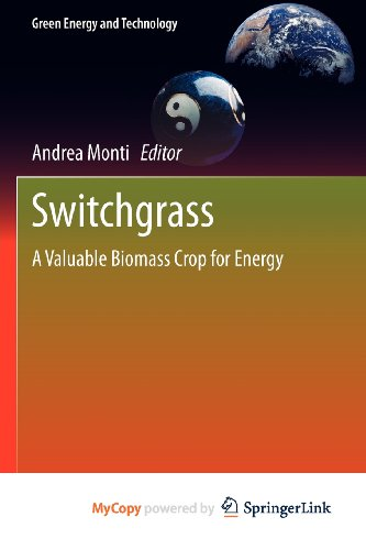 9781447129042: Switchgrass: A Valuable Biomass Crop for Energy