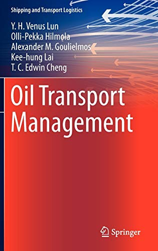 Oil Transport Management: Lun, Y.h. Venus/