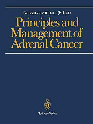 Principles and Management of Adrenal Cancer: Javadpour, Nasser