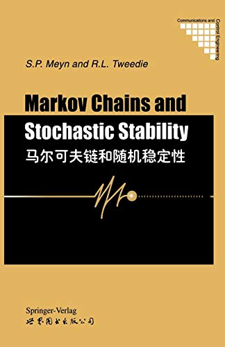 9781447132691: Markov Chains and Stochastic Stability (Communications and Control Engineering)