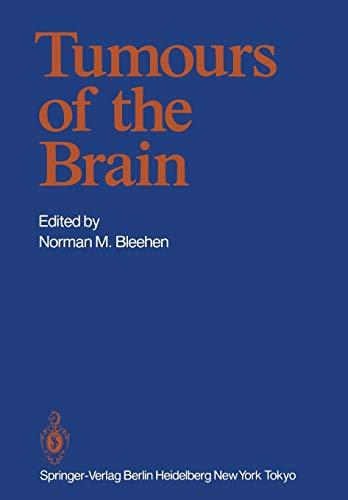 Tumours of the Brain: Springer