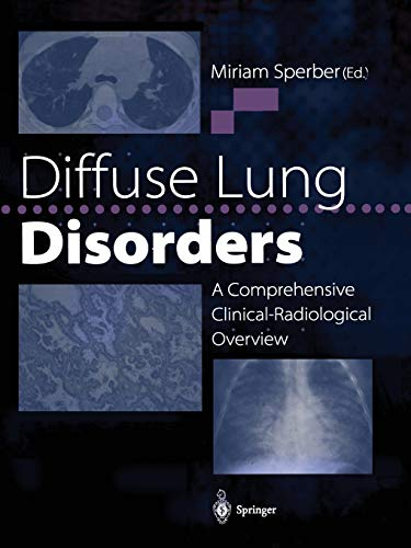 9781447134428: Diffuse Lung Disorders: A Comprehensive Clinical-Radiological Overview