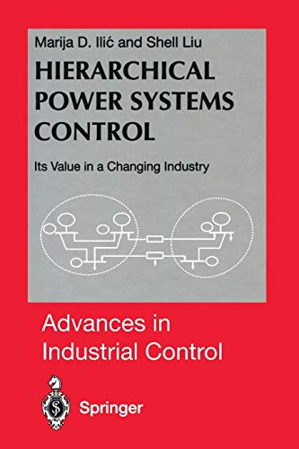 9781447134633: Hierarchical Power Systems Control (Advances in Industrial Control)