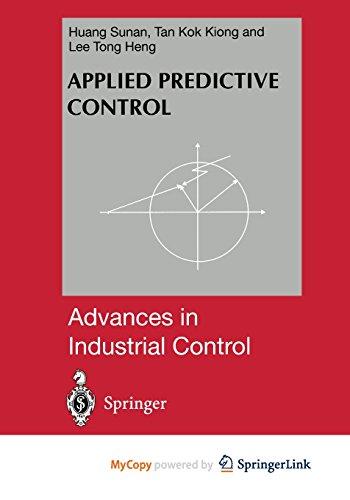 9781447137269: Applied Predictive Control