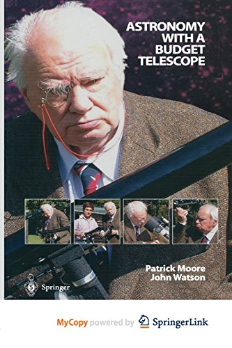 9781447137665: Astronomy with a Budget Telescope