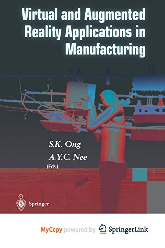 9781447138747: Virtual and Augmented Reality Applications in Manufacturing