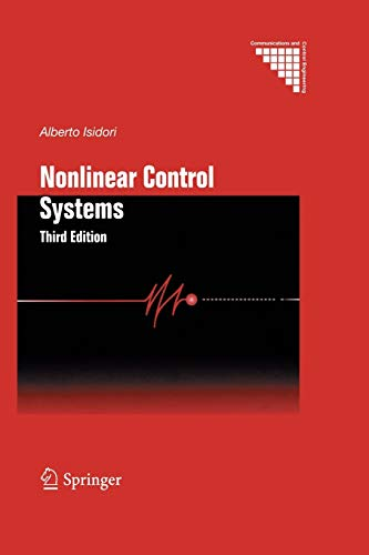 9781447139096: Nonlinear Control Systems (Communications and Control Engineering)