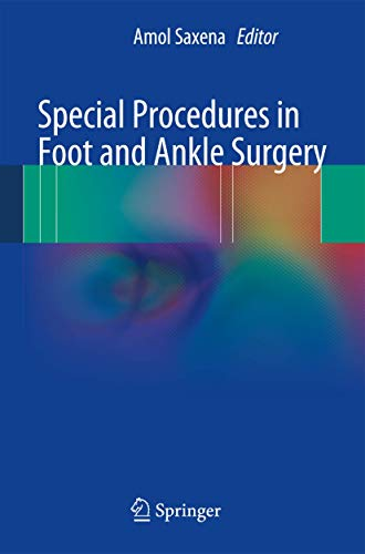 9781447141020: Special Procedures in Foot and Ankle Surgery