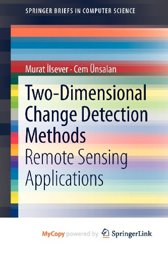 9781447142560: Two-Dimensional Change Detection Methods
